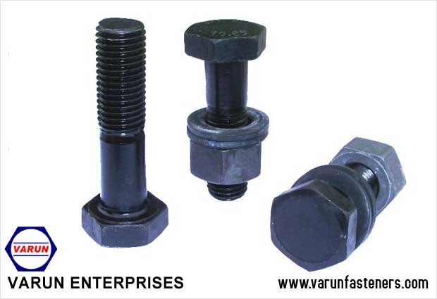 Steel Structure Bolts manufacturers exporters in india